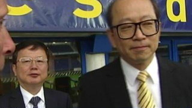 Le FC Sochaux racheté par une entreprise chinoise