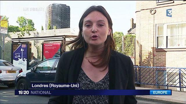 Incendie à Londres : après le drame, la solidarité se met en place