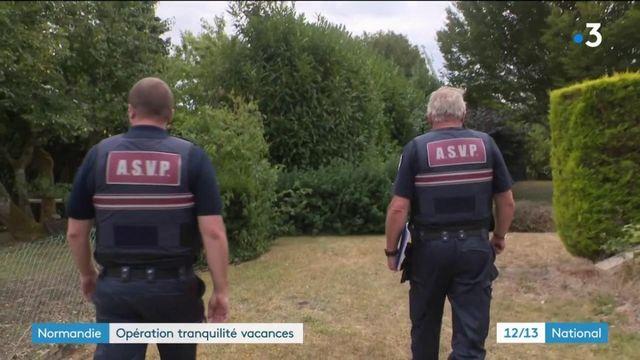 Opération tranquillité vacances :la police fait des rondes