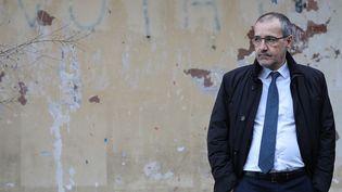 Le président de l'Assemblée de Corse, Jean-Guy Talamoni (LUDOVIC MARIN / AFP)