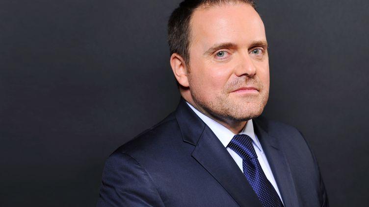 Le chef d'entreprise Bastien Millot, le 8 février 2012, à Paris. (BALTEL/SIPA)
