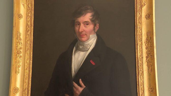 Jacques-Joseph Champollion -Musée Champollion - Vif (Isère) (D. Semet. / France Télévisions)