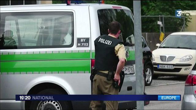 Allemagne : fusillade dans un centre commercial à Munich