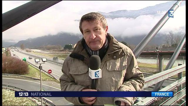 Circulation routière : samedi noir en Rhône-Alpes