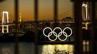 Avec la crise sanitaire, l'engouement autour des Jeux olympiques de Tokyo n'est pas au rendez-vous. (ROB WALBERS / BELGA MAG / AFP)