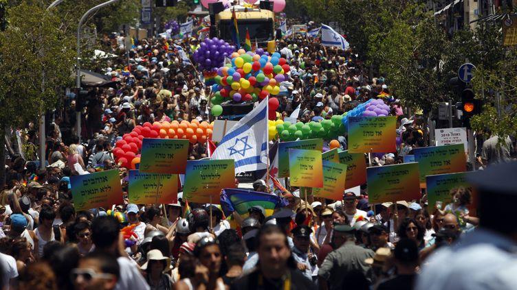 L'an passé, l'événement avait rassemblé 200 000 personnes venues des quatre coins du monde. (BAZ RATNER / X02483)