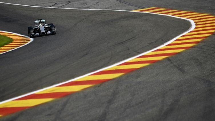 Nico Rosberg (Mercedes) (JOHN THYS / AFP)