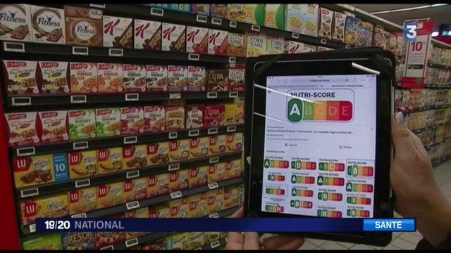 Alimentation : le Nutri-score guide le consommateur vers les produits les plus sains