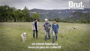 VIDEO. Lutte du Larzac : À la rencontre de ceux qui se battent pour une autre agriculture (BRUT)