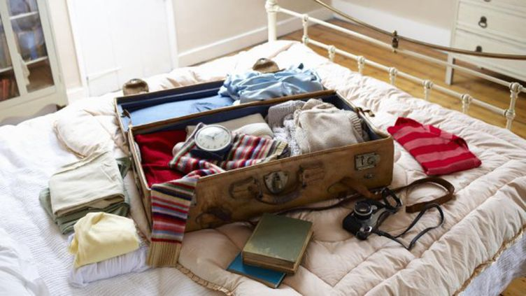 Valise. (DOUGAL WATERS / GETTY IMAGES)
