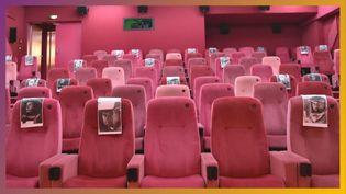 Salles de cinéma, de théâtre, musées... sont fermés depuis plusieurs mois au public (illustration) (AFP)