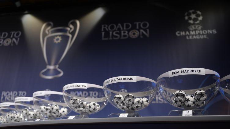 La réforme de la Ligue des Champions devrait s'appliquer pour le prochain cycle de la prestigieuse compétition, soit de 2018 à 2021 (FABRICE COFFRINI / AFP)