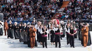Grande Parade des Nations Celtes 2017  (Pierre Sallier)