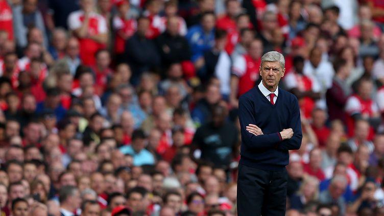 Arsène Wenger (Arsenal) (KIERAN MCMANUS / BACKPAGE IMAGES LTD)