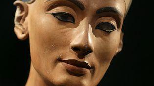 Un buste de Néfertiti photographié le 5 décembre 2012 au Neues Museum de Berlin (Allemagne). (  REUTERS)