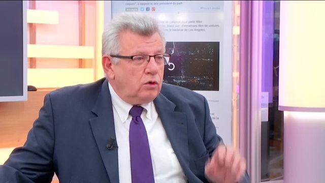 """Invité de Jean-Paul Chapel jeudi 24 novembre dans """":L'éco"""", Christian Eckert, secrétaire d'Etat chargé du budget, en est convaincue : il ne faut pas supprimer l'ISF."""