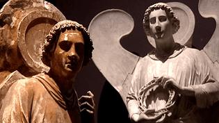 Les statues gothiques qui vont révolutionner l'aspect de la cathédrale  (France 3)