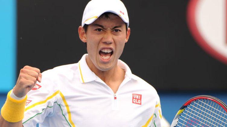 Le Japonais Kei Nishikori victorieux à Memphis
