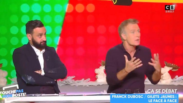 Gilets jaunes: les excuses de Franck Dubosc - Charente