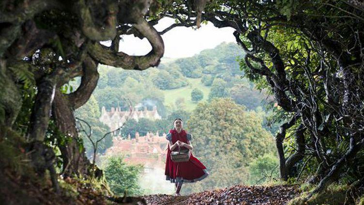 """Lilla Crawford dans """"Into the Woods, Promenons-nous dans les bois"""" de Rob Marshall  (Walt Disney Pictures )"""