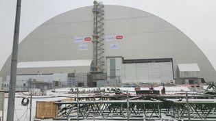 30 pays ont participé à la construction et à l'équipement du nouveau dôme de Tchernobyl (RADIO FRANCE / SÉBASTIEN BAER)