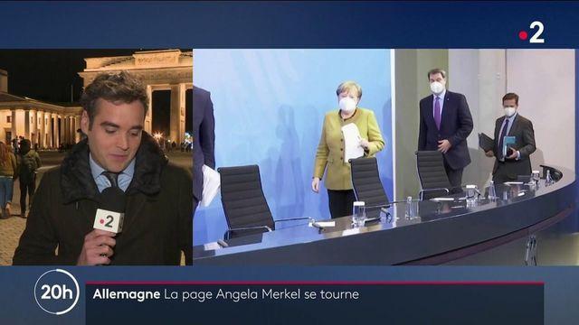 Fin de l'ère Angela Merkel : les Allemands à l'heure du choix