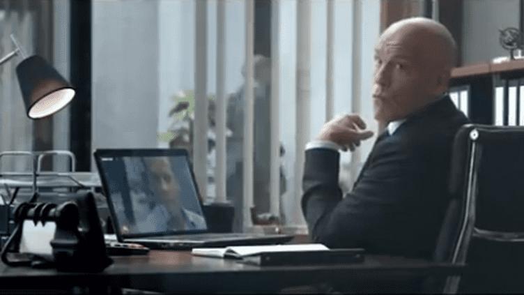 (Capture d'écran du spot de publicité de Canalplay, avec John Malkovich © Canal+)