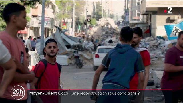 Proche-Orient : des fonds pour aider à la reconstruction de Gaza