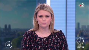 Manon Bougault. (France 2)