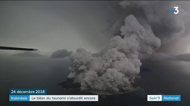Indonésie : le bilan du tsunami s'alourdit encore