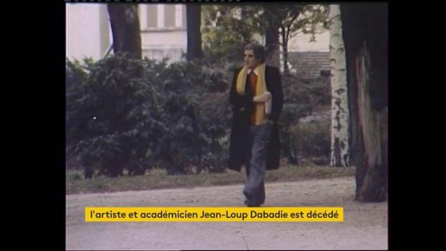 Deces jean-Loup Dabadie