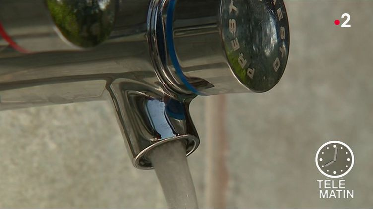 Restrictions d'eau (France 2)