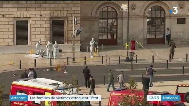Attentat à Marseille : les familles des victimes attaquent l'État