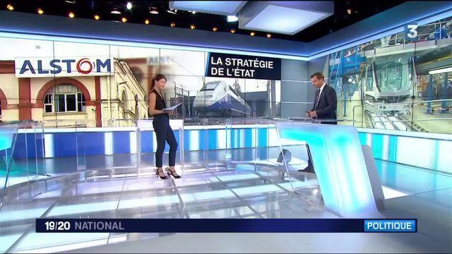Sauvetage du site Alstom de Belfort : un plan artificiel ?