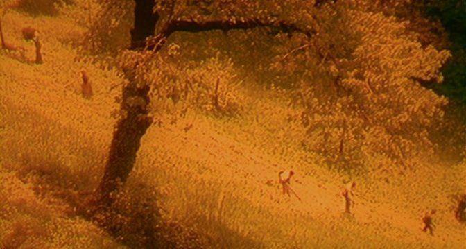 """Le Mystère d'Oberwald"" de Michelangelo Antonioni  (Carlotta Films)"