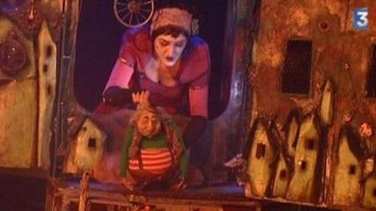 Têtes de bois : marionnettes et festival près de Lyon  (Culturebox)
