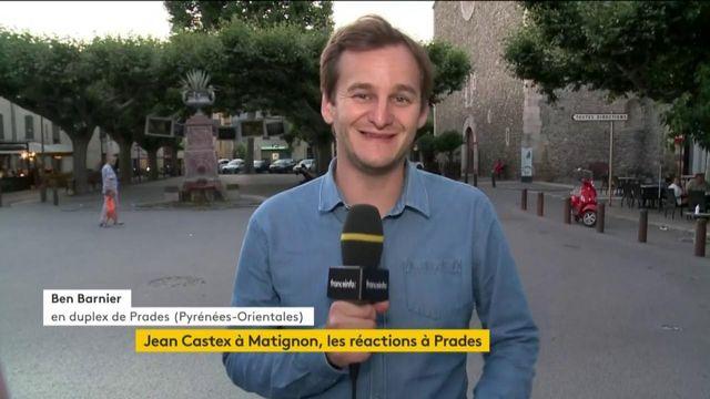 La ville de Prades fier de l'ascension de Jean Castex