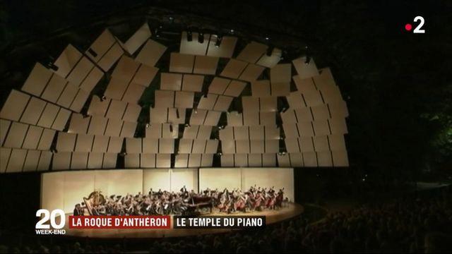 La Roque d'Anthéron : à la découverte du temple du piano