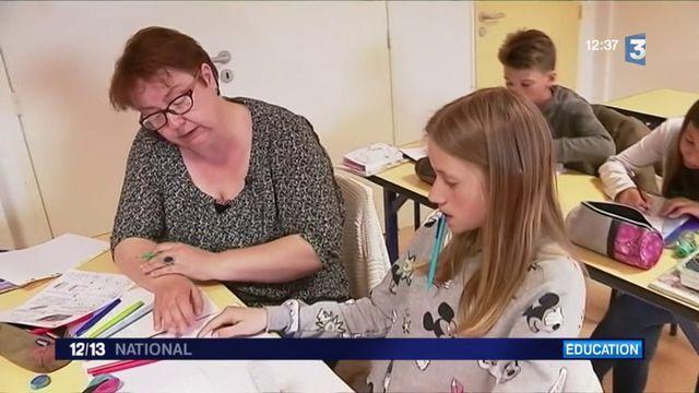 Handicap : le gouvernement veut créer 11 200 postes d'auxiliaires de vie scolaire