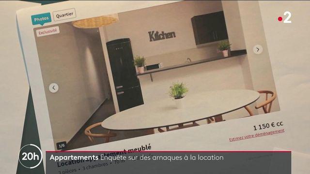 Les arnaques prolifèrent sur les sites de location immobilière. En Ille-et-Vilaine, 350 plaintes pour escroquerie ont été déposées depuis le début de l'année. Enquête.