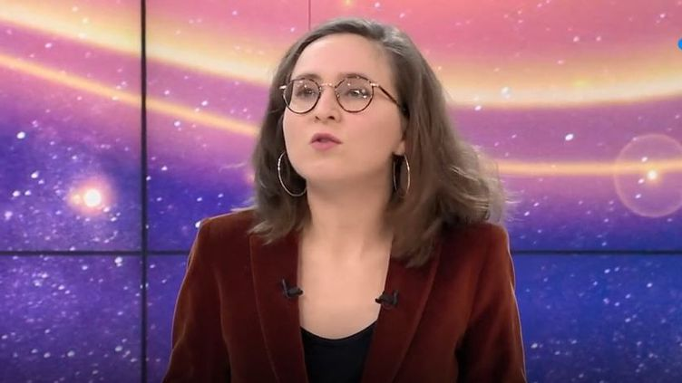 Anne-Sophie Moreau. (France 3)