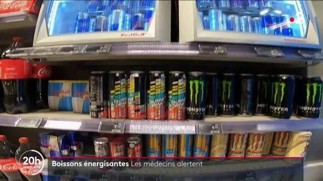 Santé : les médecins alertent sur le danger des boissons énergisantes