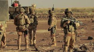 Sahel : Emmanuel Macron annonce la fin de l'opération Barkhane (FRANCE 2)