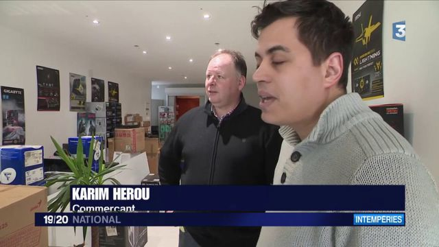 Inondations dans le Doubs : nettoyage et premier bilan