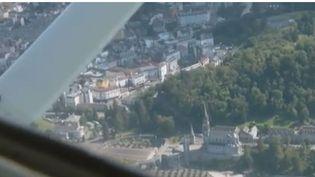 Lourdes : un pèlerinage sous haute sécurité (FRANCE 2)