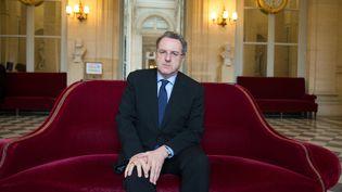 Richard Ferrand, député PS, ancien rapporteur de la loi Macron, à l'Assembléenationale, le 29 janvier2015.  (WITT / SIPA)