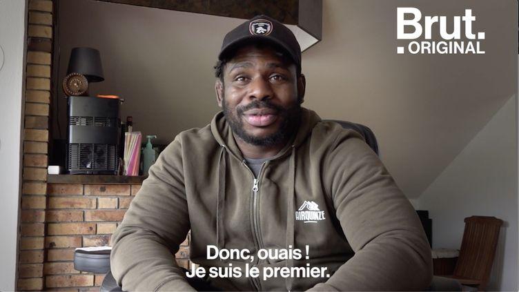 VIDEO. Il est le premier rugbyman en activité français à parler publiquement de son homosexualité (BRUT)