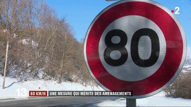 80 km/h : bientôt des aménagements sur certaines routes ?