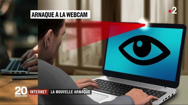 Internet : nouvelle arnaque à la webcam