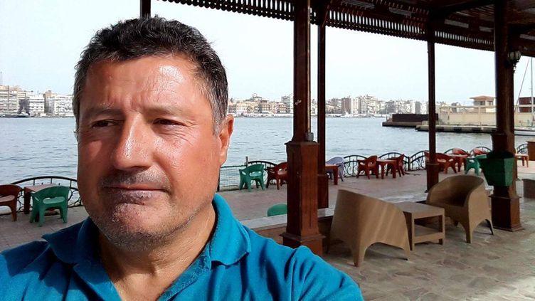 Alain Goma, retenu au Yémen depuis début juin, a été libéré mardi 16 octobre 2018. (ALAIN GOMA COMITE DE SOUTIEN)